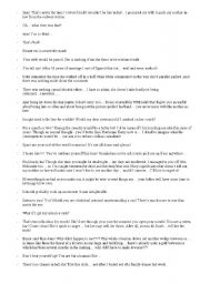 wife and husband relationship worksheet
