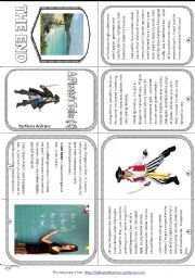 English Worksheet: A Pirate´s Tale (2)