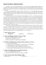 English Worksheets: Fraud