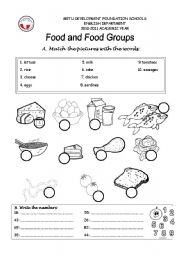 food groups worksheets. Black Bedroom Furniture Sets. Home Design Ideas