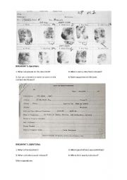 english worksheets classified documents. Black Bedroom Furniture Sets. Home Design Ideas