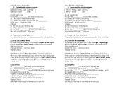 English Worksheets: Ironic By Alanis Morriset