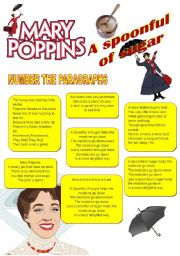Mary Poppins - A spoonful of sugar