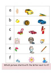 Worksheets Initial Sound Worksheets english teaching worksheets initial sounds printable