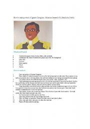 English Worksheets: Cinco de Mayo activity