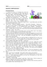 English Worksheets: Unwanted Guests
