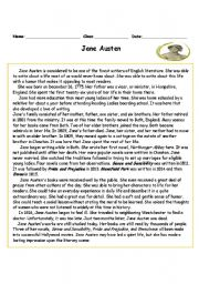 Biography (Jane Austen)