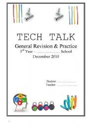 English Worksheet: Technical English - Set 1/4