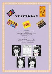 Yesterday -The Beatles