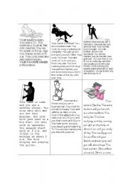 English Worksheets: Find your pair