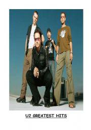 English Worksheet: U2