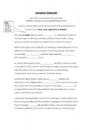 english teaching worksheets working with the dictionary. Black Bedroom Furniture Sets. Home Design Ideas