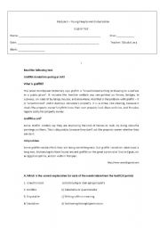 English Worksheets: Young People and Globalization