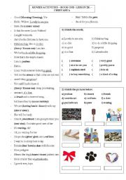 English Worksheets: CHIHUAHUA MOVIE ACTIVITY