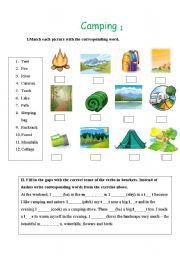 Work sheet for camp harmony by monica sone