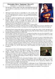 Christopher Reeve - Superman dies at 52