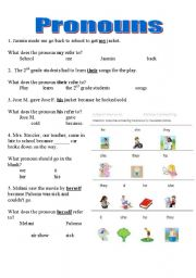 Printables Esl Practice Worksheets english teaching worksheets pronouns practice