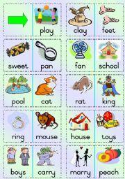Printables 20 Rhyming Words english teaching worksheets rhyming words dominoes