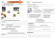 English Worksheet: JUNK FOOD ( 2) Healthy Lifestyle