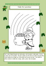 Paddy the Leprechaun