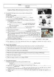 Conspiracy theory - moon landing + Key