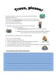 Deforestation Worksheet Worksheets for all | Download and Share ...