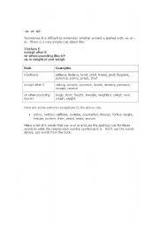 Free spelling worksheet builder