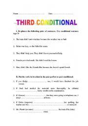 If conditional grammar test