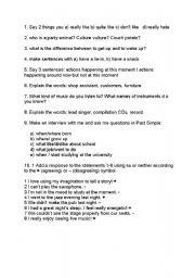 English Worksheets: Total English Pre-intermediate
