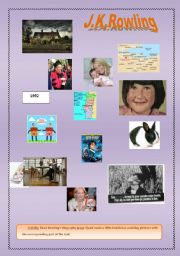 JK Rowling: a biography