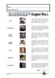 august rush full movie free
