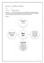 English Worksheets: personal response