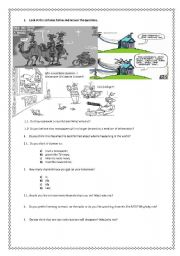 English Worksheets: The evolution of the media