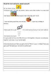 Science Worksheets and Printables