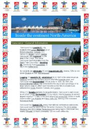 Vancouver - Winter Olympics 2010 (7 pages)