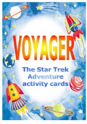 English Worksheets: VOYAGER - THE STAR TREK ADVENTURE 1
