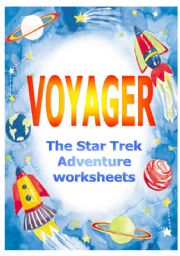 English Worksheet: VOYAGER - THE STAR TREK ADVENTURE 2