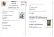 Huckleberry Finn - extensive reading ESL