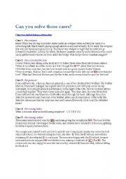 English Worksheet: Sherlock Holmes 2010 The Movie - Part 2