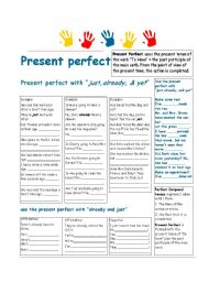 English worksheets: Present Perfect worksheets, page 31
