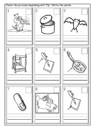 english worksheets phonics pp. Black Bedroom Furniture Sets. Home Design Ideas