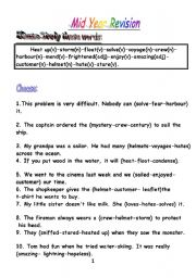 Macmillan Primary 5 Mid Year Revision and Exercises - Model ...