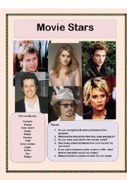 Movie stars - discussion