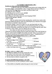 English Worksheets: Free of charge