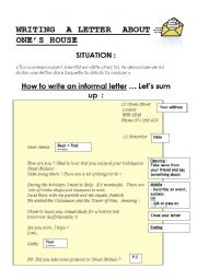 Informal letters worksheets on product inquiry letter sample, business agreement letter sample, business prospecting letters sample, high school part-time job cover letter sample,