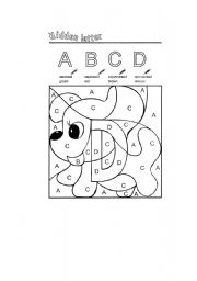 english teaching worksheets the alphabet. Black Bedroom Furniture Sets. Home Design Ideas