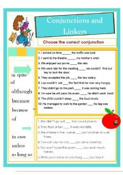Conjunctions and Linkers