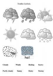 weather forecast esl worksheet by lango. Black Bedroom Furniture Sets. Home Design Ideas