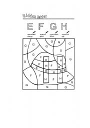 english teaching worksheets the alphabet. Black Bedroom Furniture Sets. Home Design Ideas