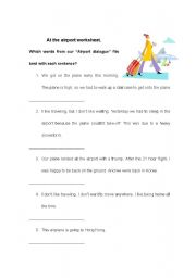 Printables Dialogue Worksheets printables dialogue worksheets safarmediapps airport worksheet